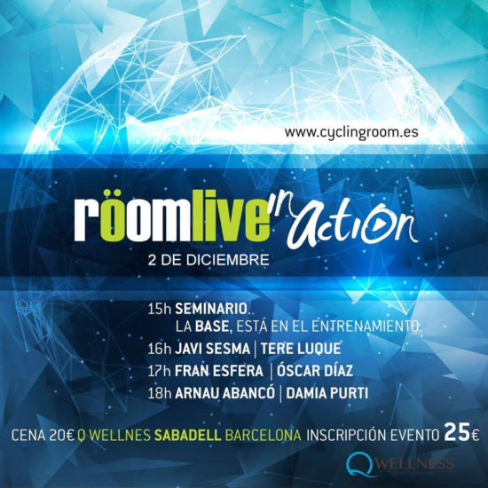 room live in action